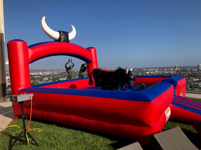 Home Mechanical Bull Rental